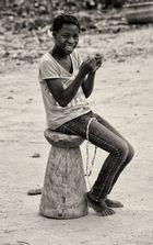 ANGOLA RENACE: El asiento