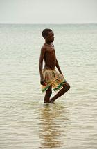 ANGOLA RENACE: El baño
