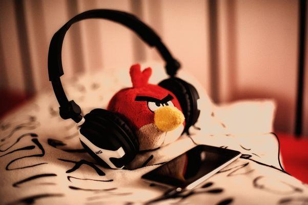 Angry Music