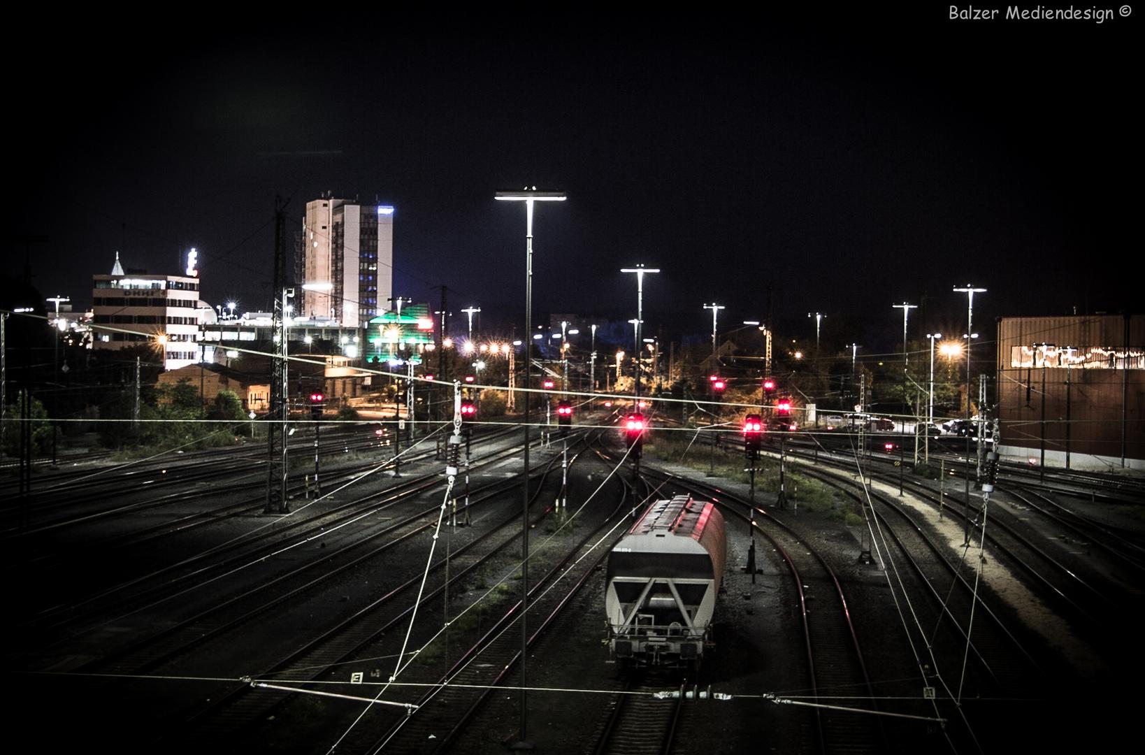 Angry train :-)