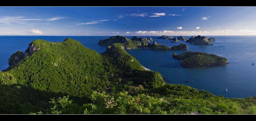 Angthon Marine Park
