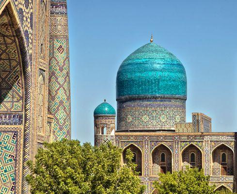 anima architecturae - *Samarqand* I