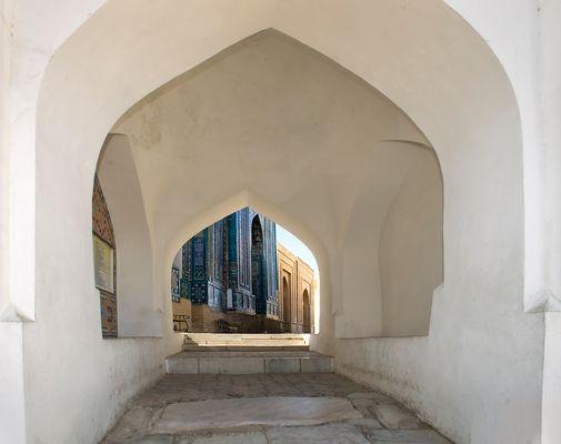 anima architecturae - *Samarqand* II