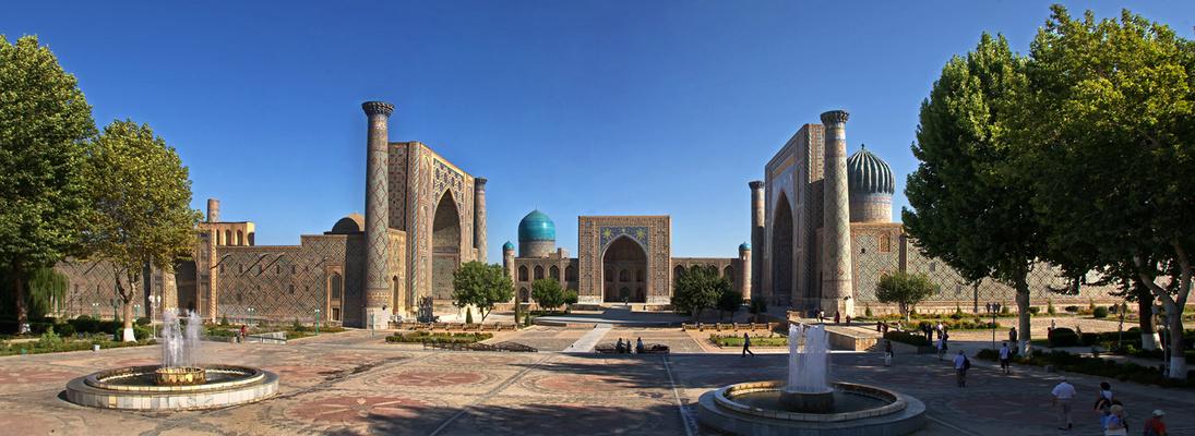 anima architecturae - *Samarqand* IV