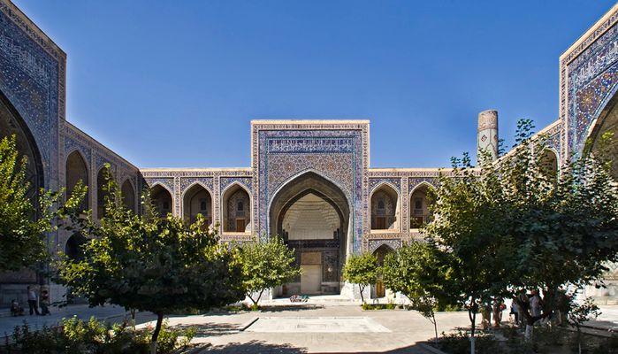 anima architecturae - *Samarqand* V