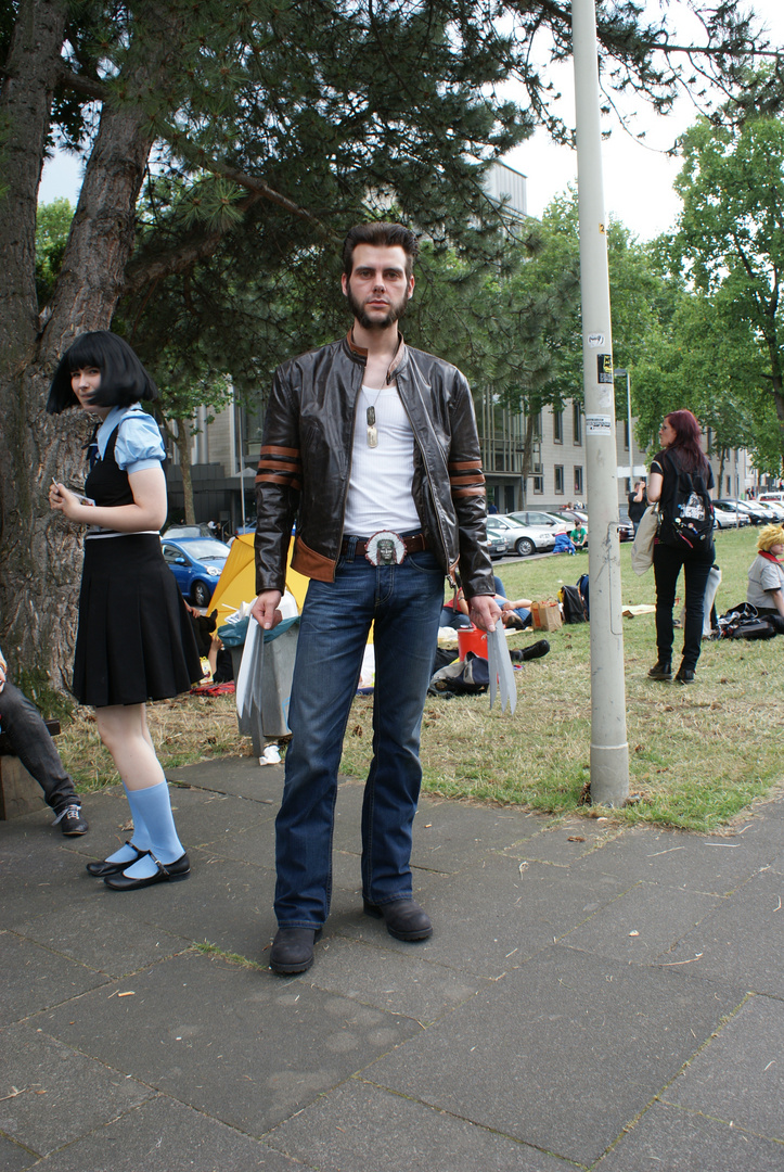 AnimagiC fotografiert von Prop-Fiction 8. Wolverine