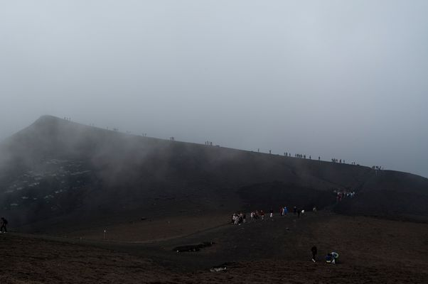 Anime di Purgatorio sull'Etna