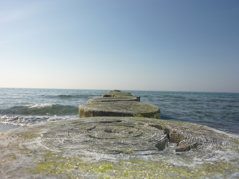 an/in der Ostsee
