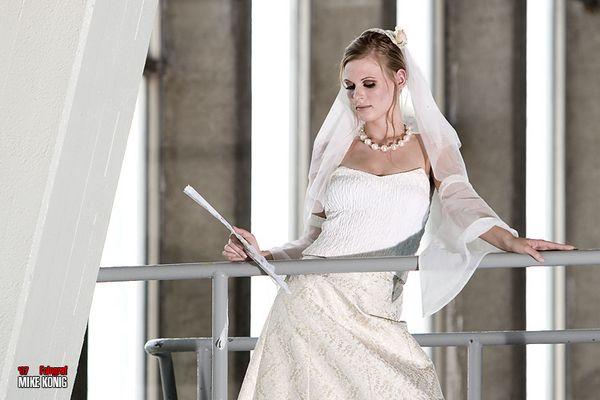 Anja in der Oper