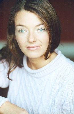 Anja Portrait