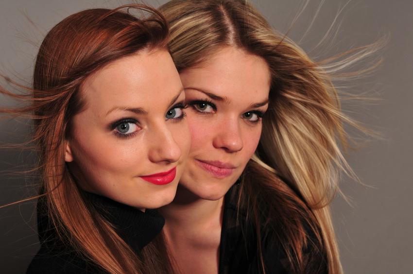 Anja und Nina