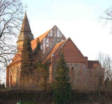 Ankershagen Dorfkirche