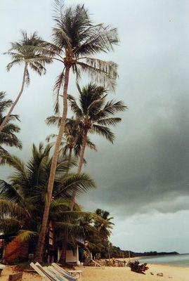 Ankündigung des Monsun