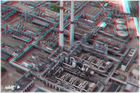Anlagenstruktur in 3D