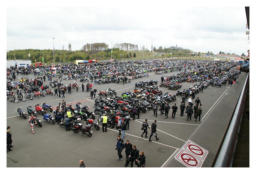 Anlassen am Nürburgring