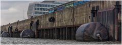 Anleger für Kreuzfahrschiffe