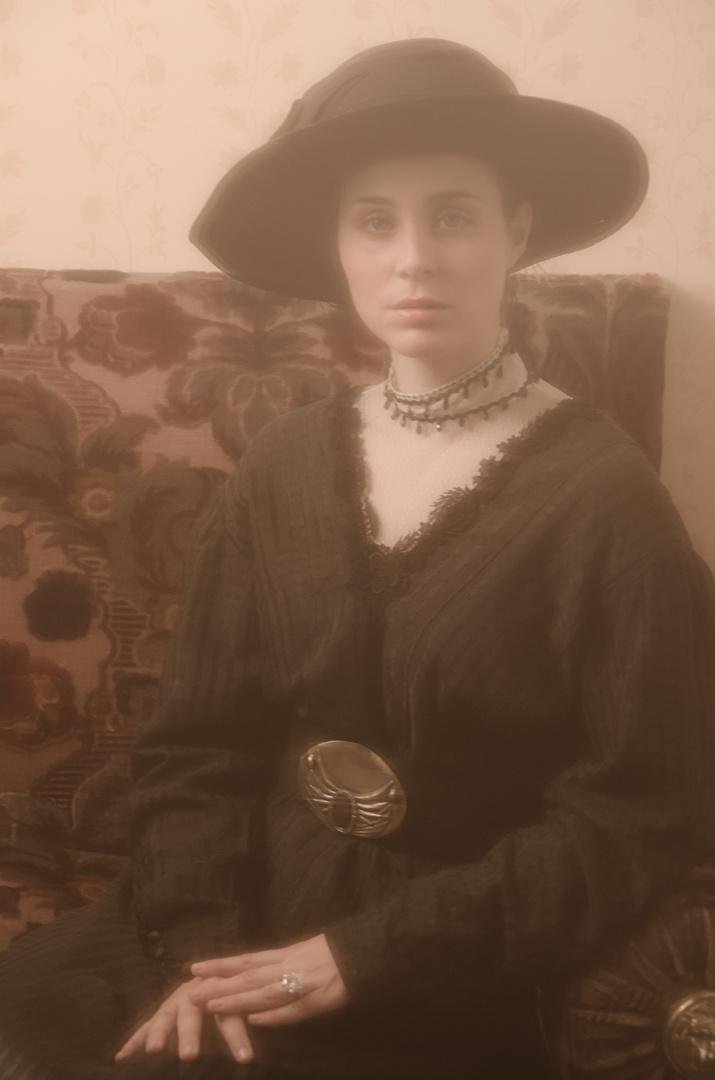 Anna - ein Portrait aus der Jahrhundertwende