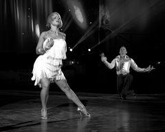 Anna Kravchenko&Jesper Birkehoj bei der Rumba 1