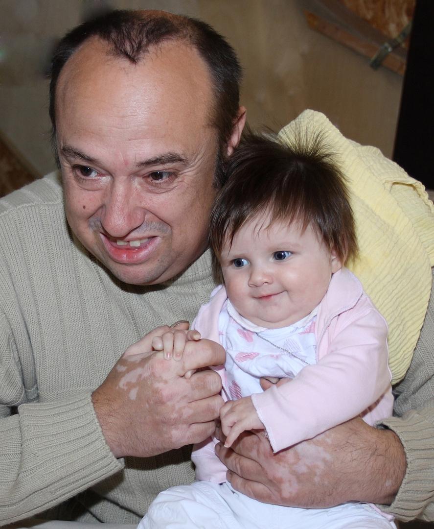Anna und ihr Opa