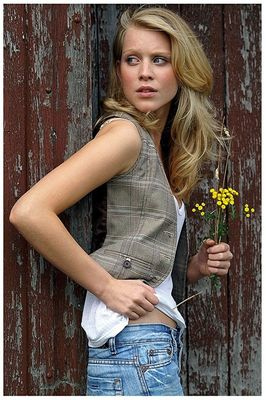 ..Anna,...auf dem Lande..))