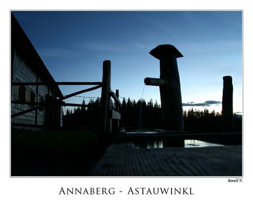 Annaberg - Astauwinkl