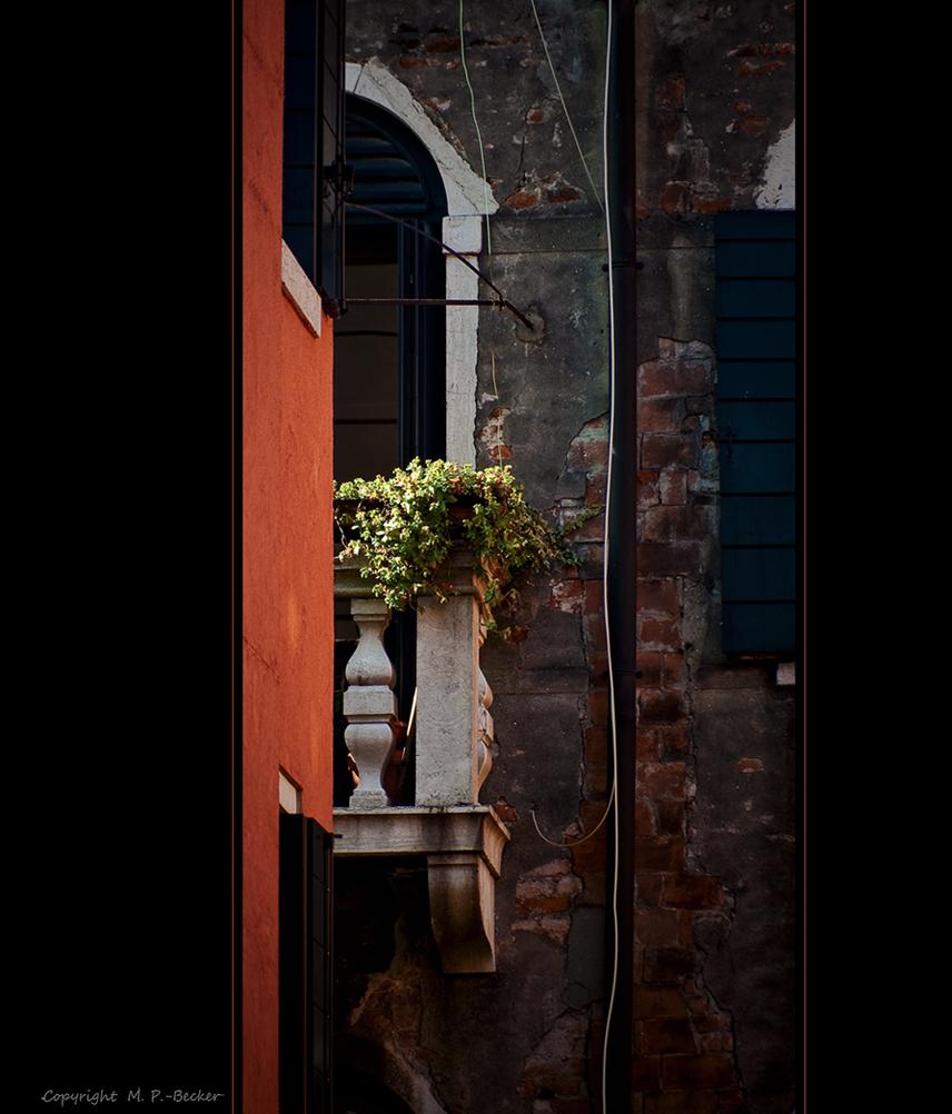 Annäherung an Venedig III