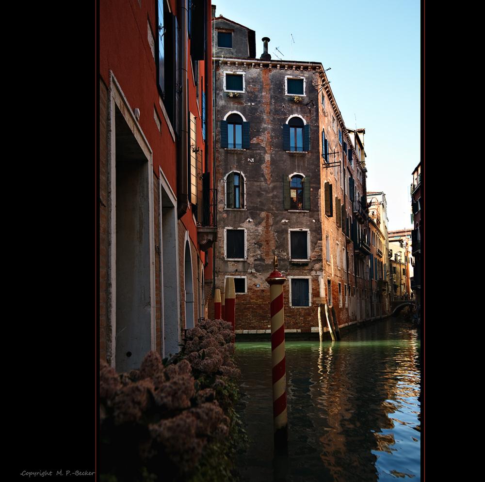 Annäherung an Venedig V