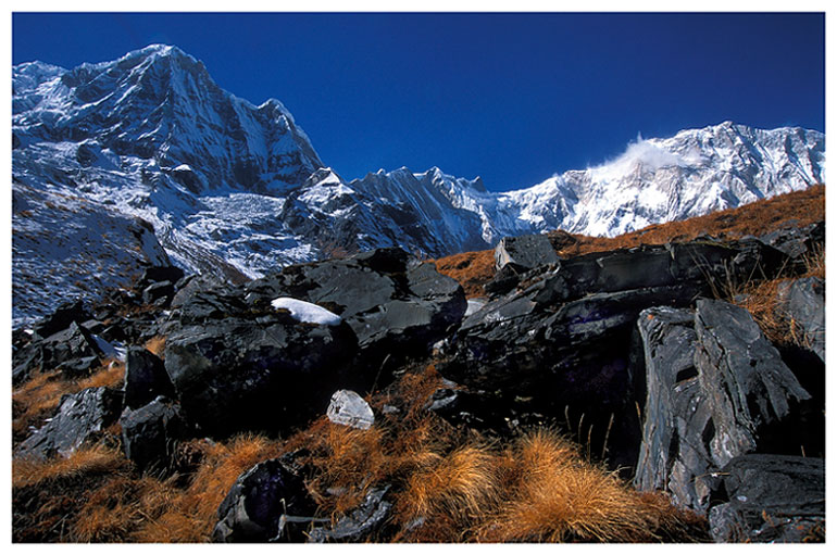 Annapurna Sanctuary - Nepal