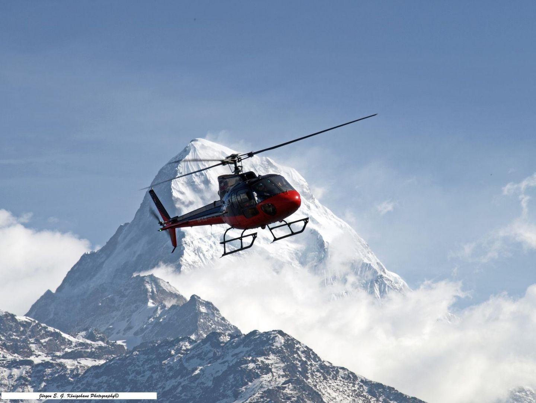ANNAPURNA SOUTH 7.219 m - Nepal