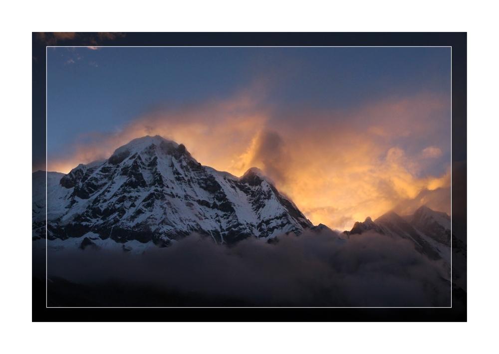 Annapurna South - 7219m