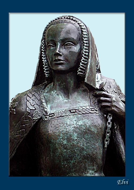 Anne de Bretagne par Jean Freour