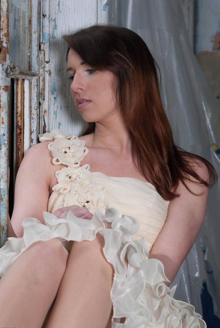 Anne im Badehaus Beelitz