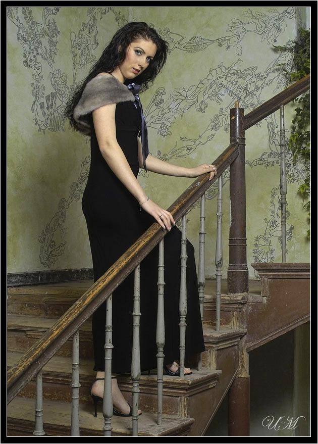 Anne-Marie im Schloß 05.....