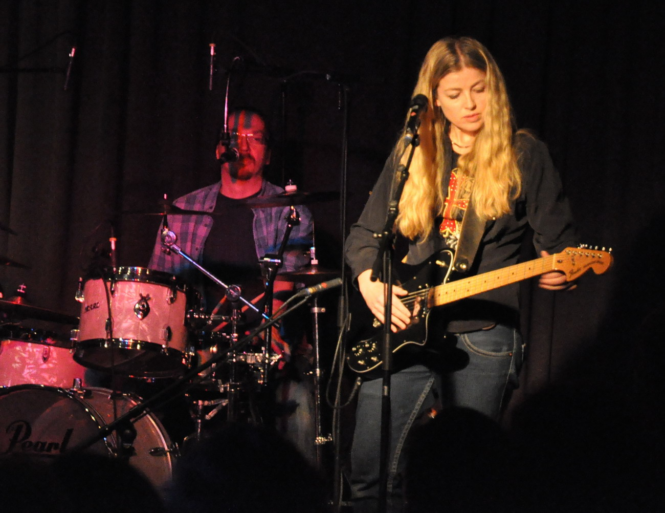 Anne McCue and Band