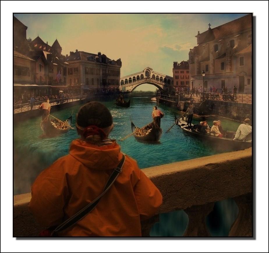 Annecy: la Venise savoyarde !!! exo commun n°146
