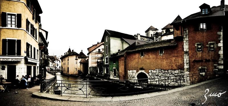 Annecy, la vieille ville