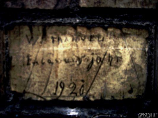 ANNEE 1920