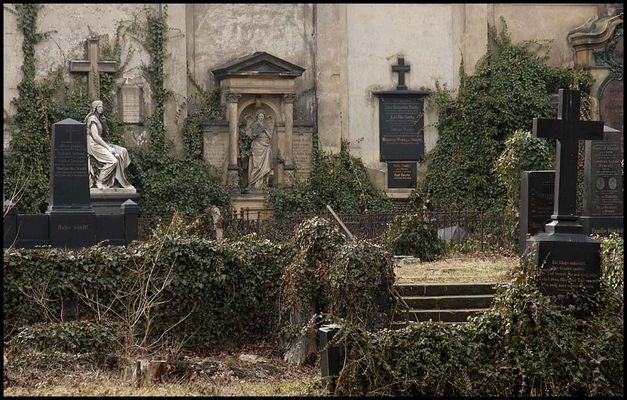 Annen-Friedhof Dresden