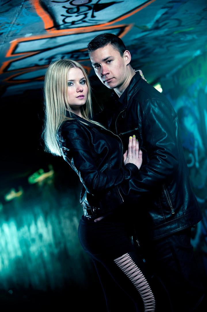 Annette und Erik
