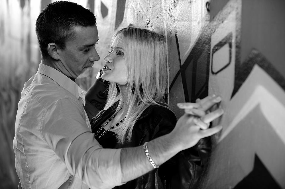 Annette und Erik, V