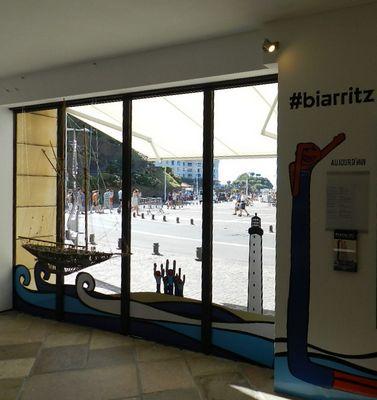 Annexe office tourisme Biarritz saison 2013