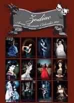 Annie Bertram Zodiac Kalender 2011