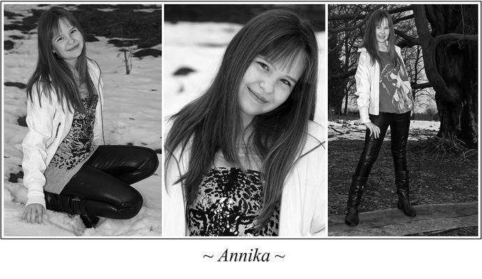 ~ annika ~