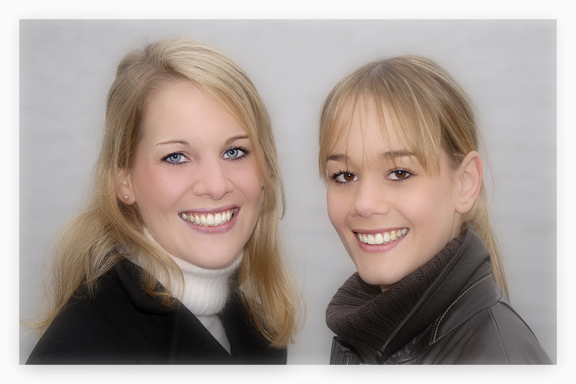 Annika und Kristin
