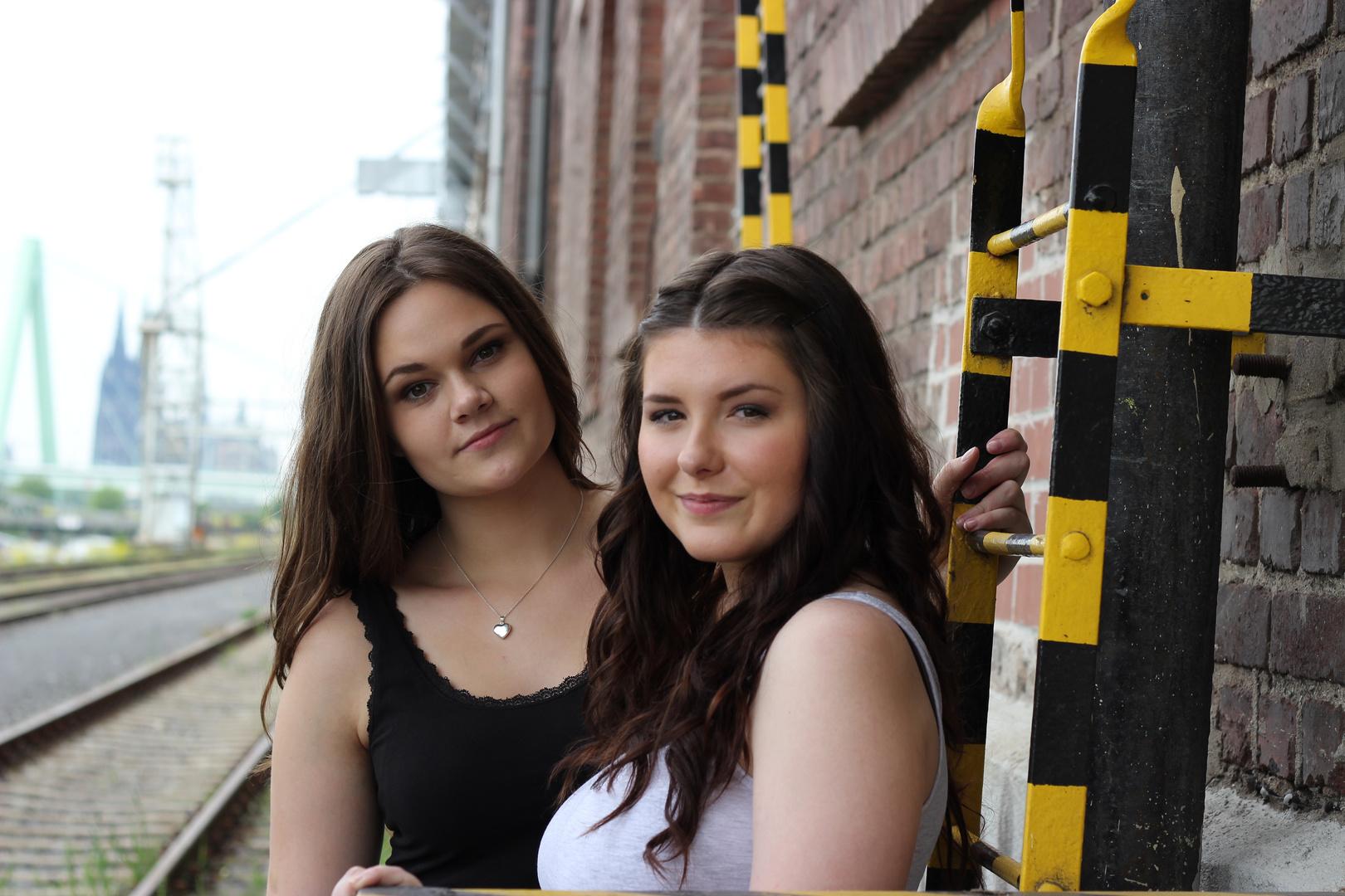 Annika und Lisa