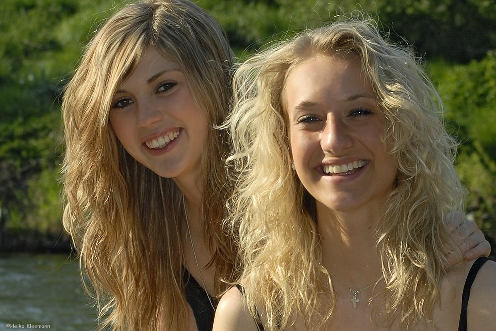 ~ Ann~Kathrin & Laura ~