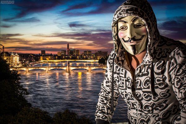 """""""Anonymous"""""""
