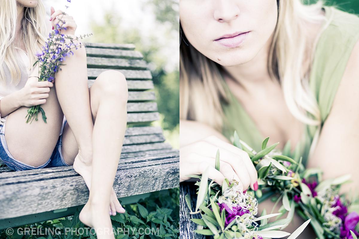 anonymous flowergirl