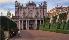 Another Pavilion of Queluz Palace.