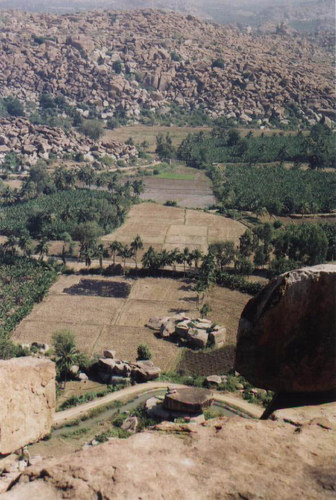 another view of hampi